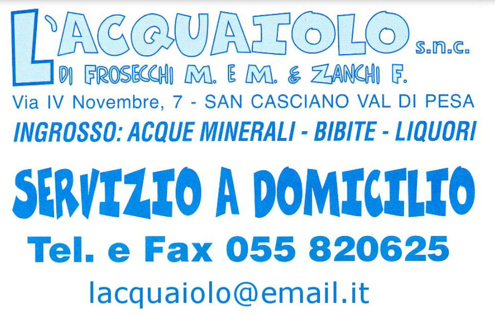 Acquaiolo