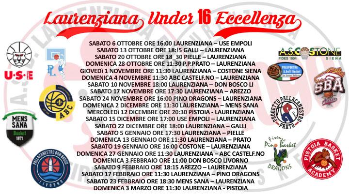 Calendario Eccellenza Toscana.Laurenziana Basket News N 24 Del 19 Febbraio 2019